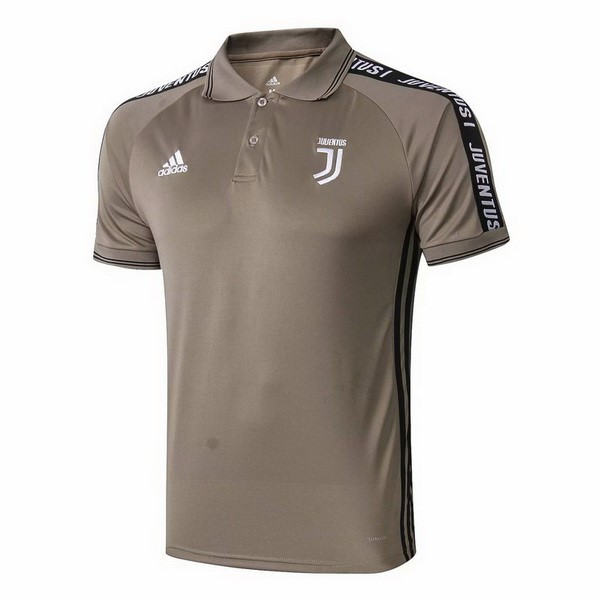 Polo Foot Juventus 2019-2020 Marron